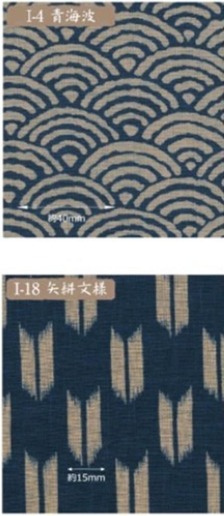 Коллекция тканей Йоко Саито и ее новинки., фото № 19