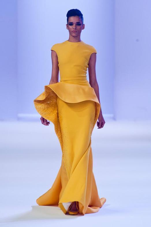 Stephane Rolland Haute Couture весна-лето 2014, фото № 13
