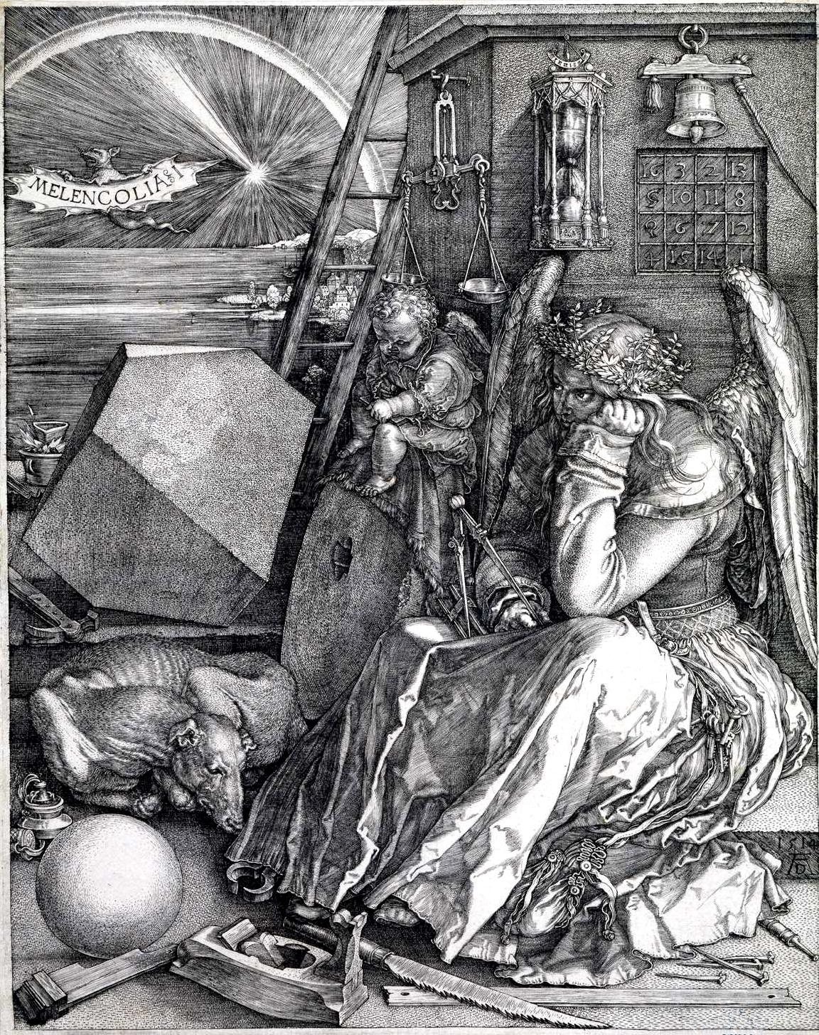 Определение по изо чёрное-белое картина 6 класс