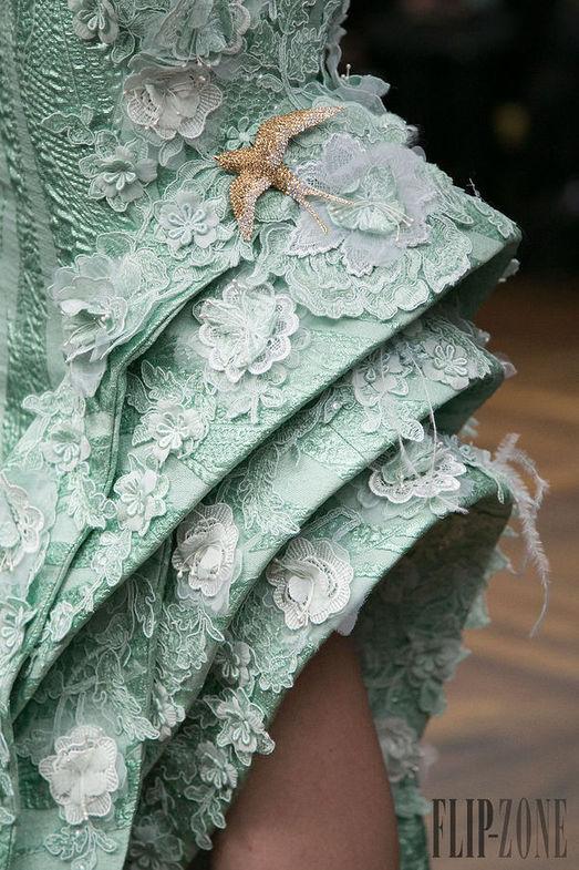 Tony Yaacoub Haute Couture весна-лето 2014, фото № 11
