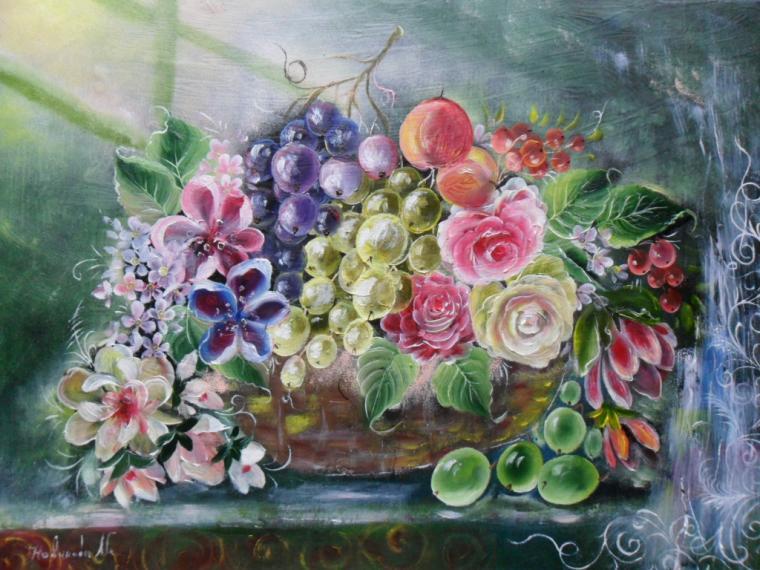 удача, радость, вишня, любовь