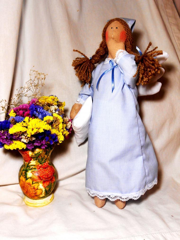 аукцион сейчас, кукла тильда