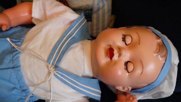 кукла детства