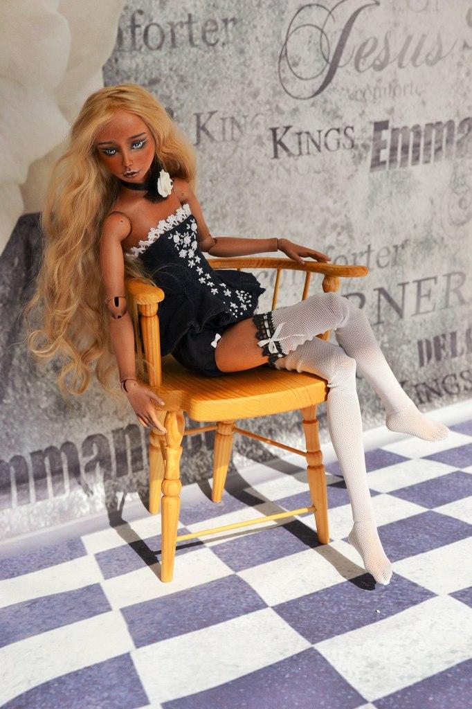 фарфоровые куклы, куклы