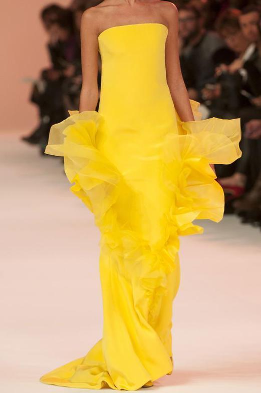 Stephane Rolland Haute Couture весна-лето 2014, фото № 109