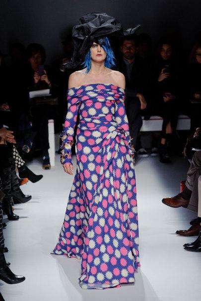 Schiaparelli Haute Couture весна-лето 2014, фото № 4