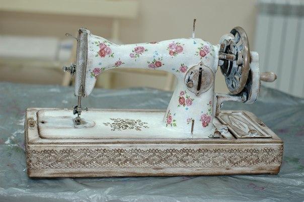 Реанимация швейной машины, фото № 2
