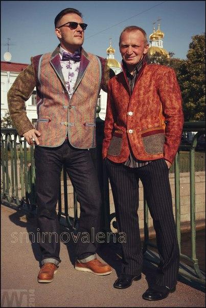 валяный пиджак мужской
