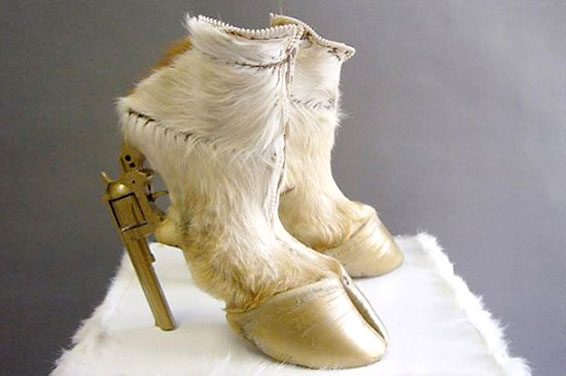 обувь необычная