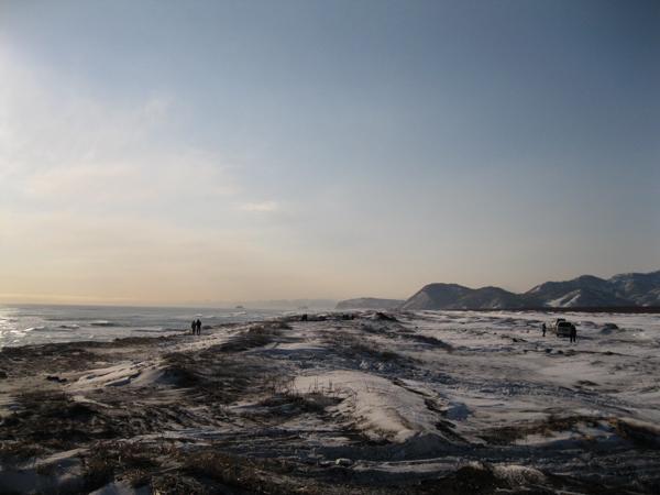зима на побережье, фото № 7