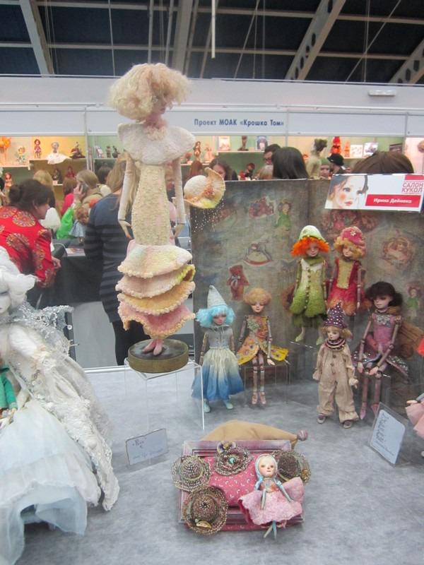 Немного Весеннего бала кукол... Фото, фото № 9