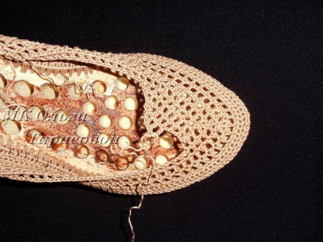 俄网编织凉鞋 - 栀儿 - zhier的博客