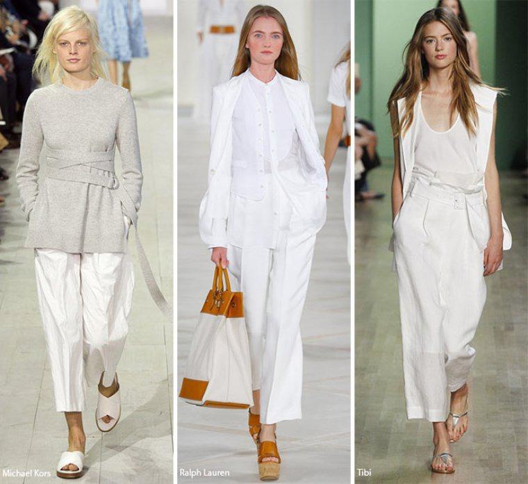модные брюки весна 2017 фото женские