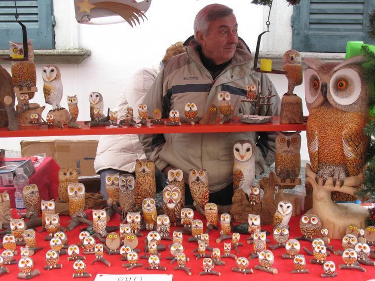 Рождественская рукодельная ярмарка в Санта-Мария-Маджоре, фото № 35