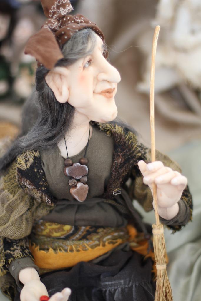Международной выставка авторских кукол и мишек «Панна DOLL'я» в Минске. Часть 1., фото № 25