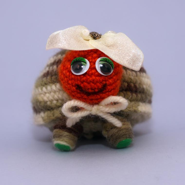 игрушка из шерсти