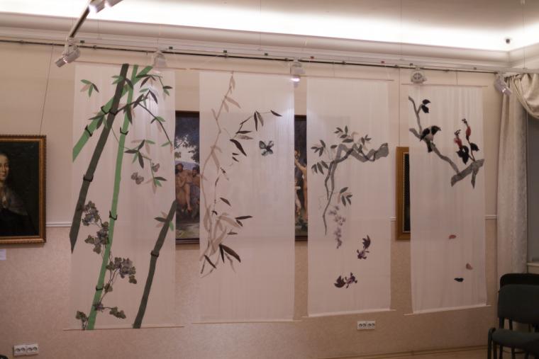 коллекция, бамбук, текстиль для дома
