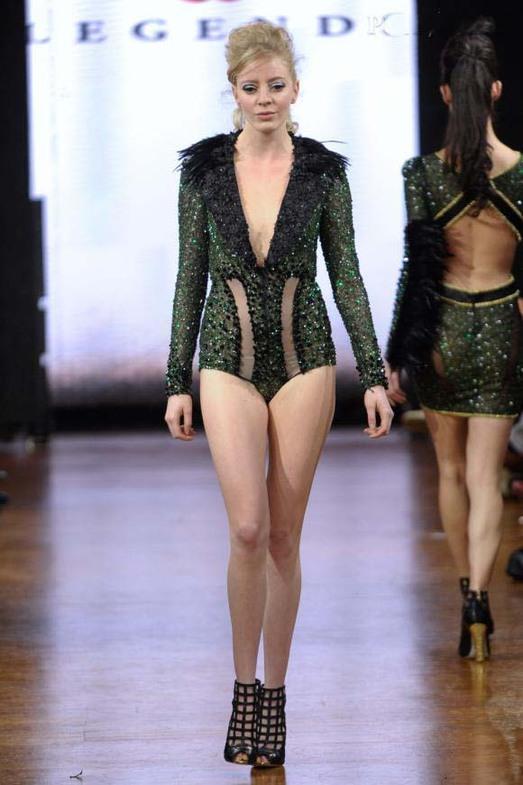 Legends by Bilal Barrage Haute Couture весна-лето 2014, фото № 12