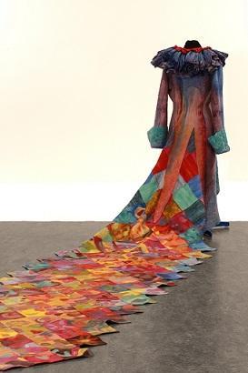 войлоковаляние, выставка, новая жизнь традиций, felt fashion show