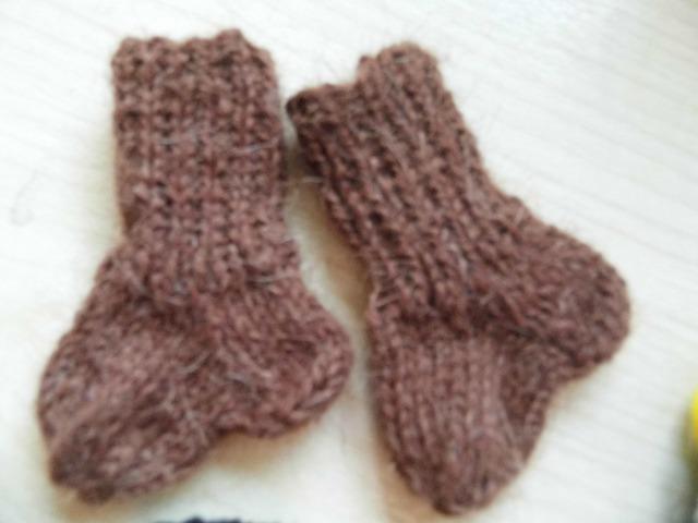 носки для кукол