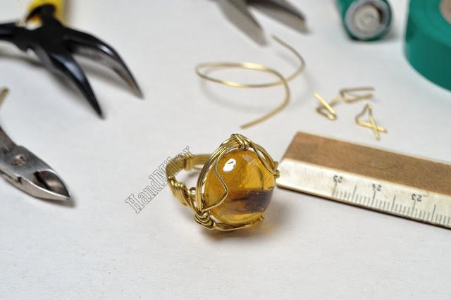 Властелин колец, или Как создать перстень из одного цельного куска проволоки, фото № 39
