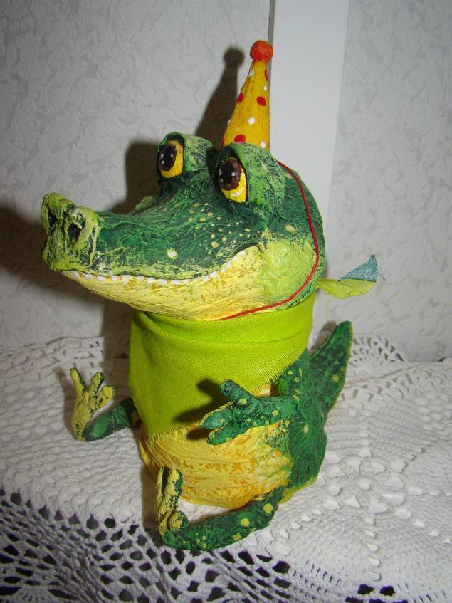 игрушка, крокодил