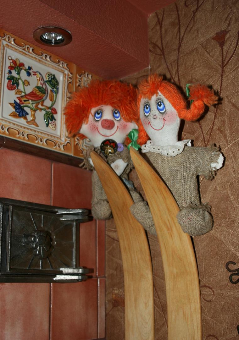 печь, традиции старины