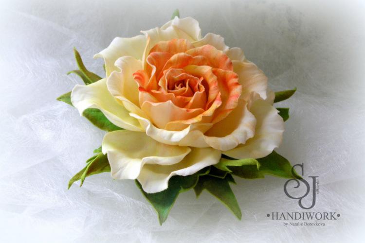 Цветы из фоамирана мелкие своими руками