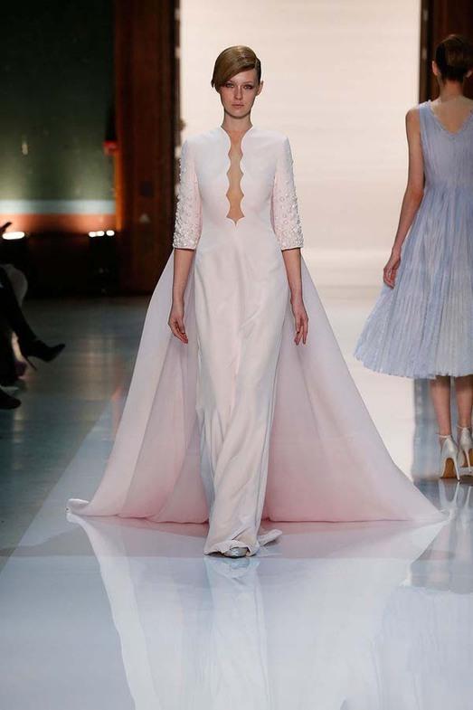 Georges Hobeika Haute Couture весна-лето 2014, фото № 19