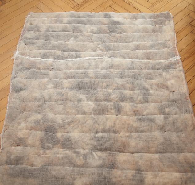 Как сделать одеяло из овечьей шерсти фото 959