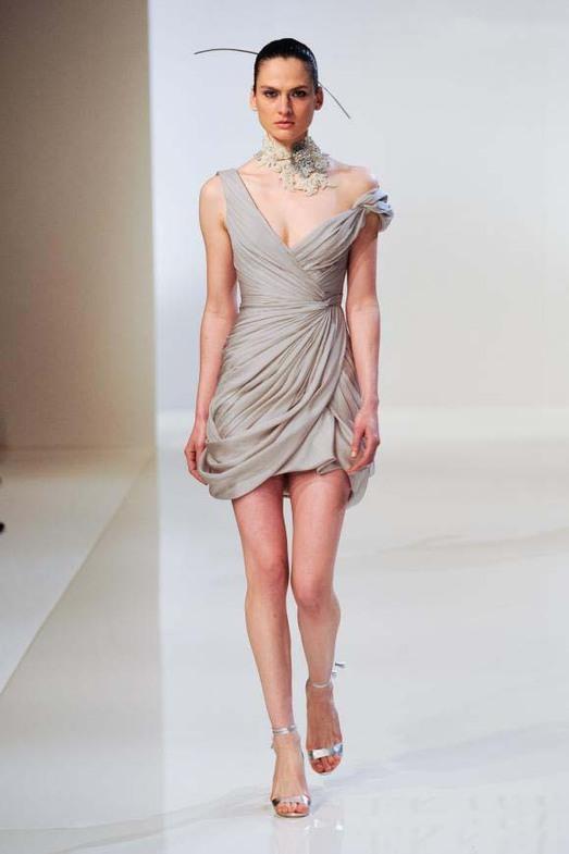 Dilek Hanif Haute Couture весна-лето 2014, фото № 11
