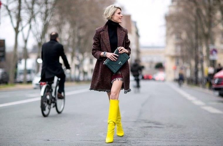 style, париж, кожа