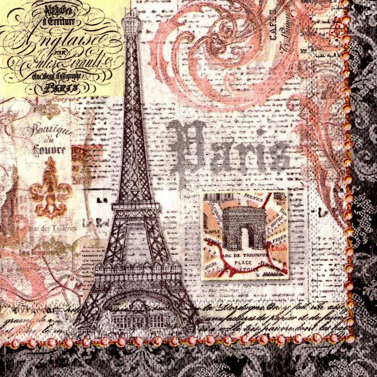 Открытка, открытка в виде башни