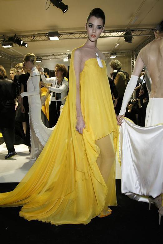 Stephane Rolland Haute Couture весна-лето 2014, фото № 57