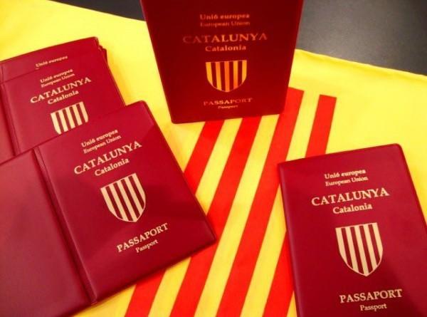 Паспорт будущей страны. Каталония