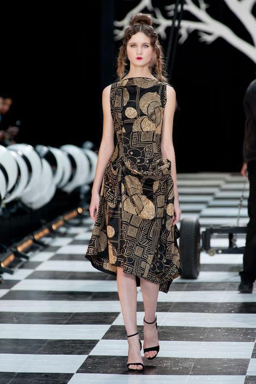 Franck Sorbier Haute Couture весна-лето 2014, фото № 10