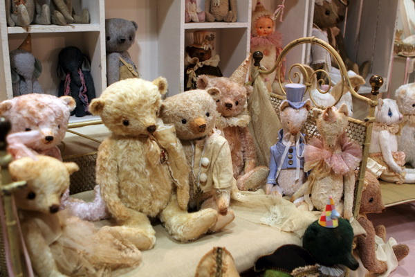 euro teddy