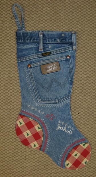 Утилизация джинсов, фото № 26