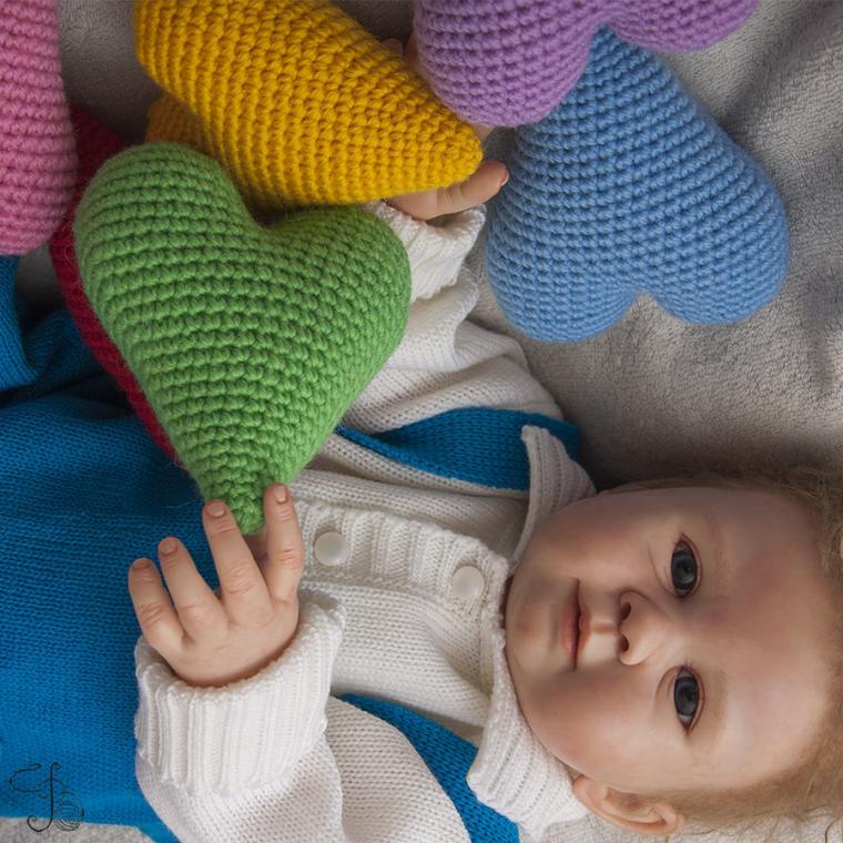 сердце, мягкая игрушка