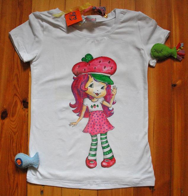 футболки для девочек, яркие детские футболки
