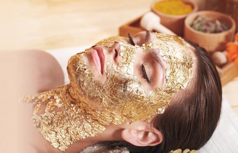 золото в косметологии, омолаживающий крем