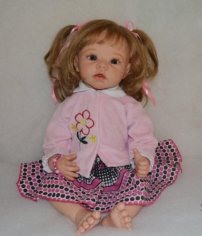 Куклы реборн своими руками в домашних условиях
