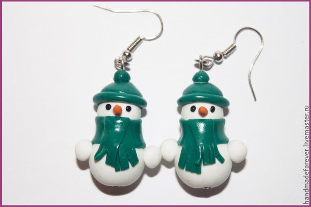Смешные снеговики своими руками