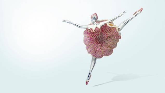 Танец, как источник вдохновения в украшениях Van Cleef & Arpels, фото № 12