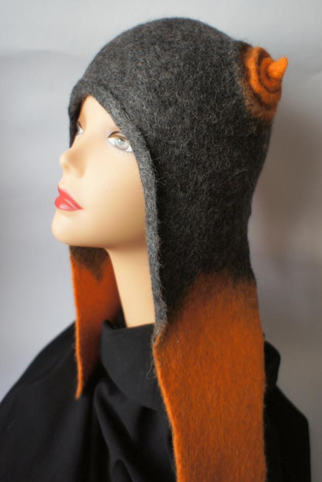 зимняя шапка, мастер-класс для новичков