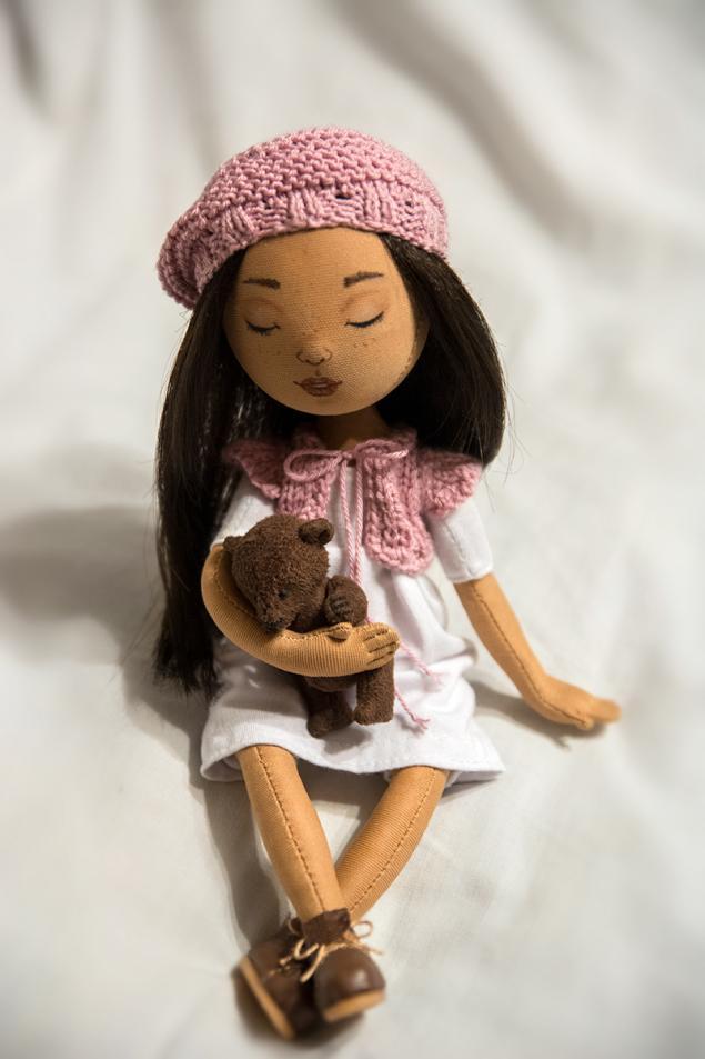 аукцион, кукла, кукла тыковка, подарки, подарок девочке, уникальный подарок