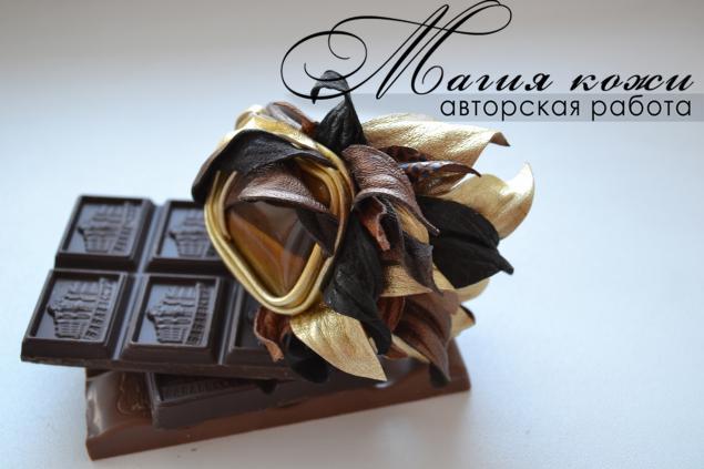 золото и шоколад