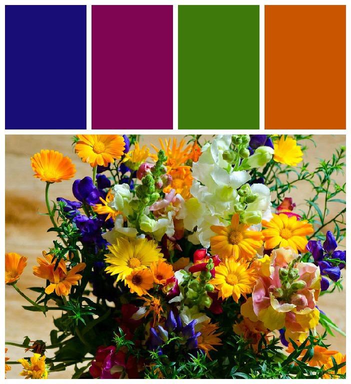 подбор цветовой гаммы по фотографии достанете клей