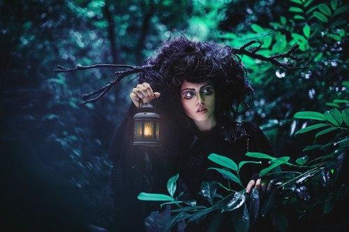 волшебство, феи и эльфы