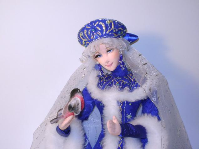 Дед мороз из куклы своими руками